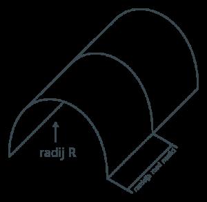 diagram lexan exell d plošča montaža v luku